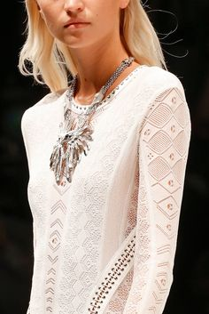 Roberto Cavalli Spring 2014 Ready-to-Wear - Details - Gallery - Style.com