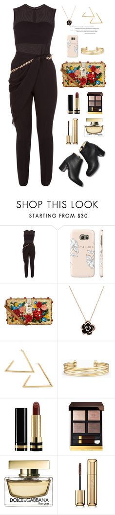 """Let them see the bag"" by chase-stars ❤ liked on Polyvore featuring Three Floor, Dolce&Gabbana, Stella & Dot, Gucci, Tom Ford and Guerlain"