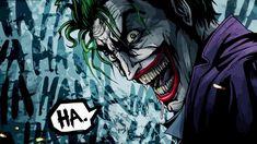 HD wallpaper: The Joker digital wallpaper, Batman, comics, representation, creativity The Joker, Joker Batman, Batman Comics, Dc Comics, Joker Comic, Batman Comic Wallpaper, Joker Hd Wallpaper, Joker Wallpapers, Iphone 8 Wallpaper Hd