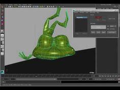 Shape Animation Tool Maya Script - YouTube