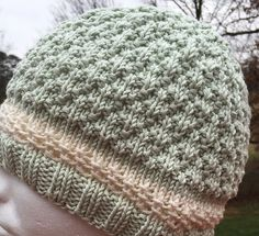 Ravelry: Hat #28 Quilted pattern by J.G. Miller