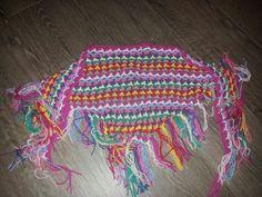 Leuke sjaal (made by oma)