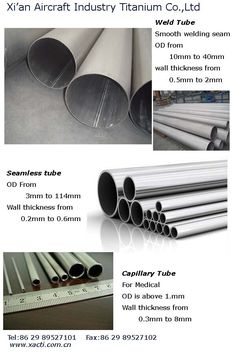 if you have interest in titanium pipe titanium tube titanium seamless tube titanium welded tube titanium extruded tube , any request , pls contact sales@xacti.com.cn Titanium Welding, Tube, Aircraft, Products, Aviation, Plane, Airplanes, Planes, Airplane
