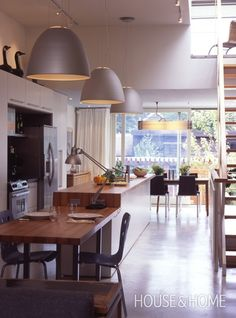 Eco Kitchen Design | House & Home