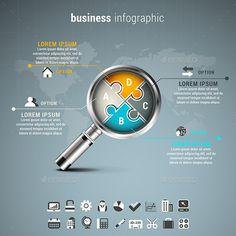#Business Infographic - #Infographics Download here: https://graphicriver.net/item/business-infographic/12283004?ref=alena994