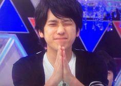 二宮和也.......nino being squishy :)