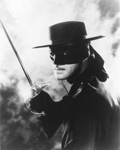 A marca do Zorro Susan Ansley I live right here in New Zealand