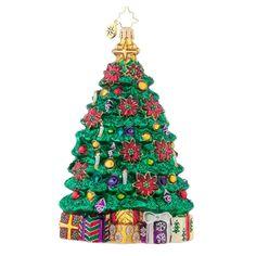 Christopher Radko Ornament Pointsettias Galore 1017910