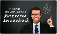 Go Mormons! Actually click on this link guys, there's some pretty interesting stuff. Hope your device can translate into english.