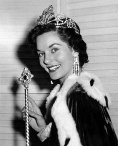 Lee Meriwether, Miss America 1955