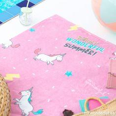 Toalla Mr Wonderful Summer Princess Peach, Mario, Character, Duvet Covers, Cushions, Pink Beach, Soft Colors, Quilts, Pools