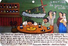 Recopilación de exvotos mexicanos