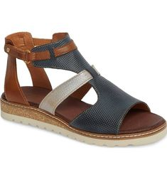 Pikolinos Alcudia T Strap Sandal WIL-0512C2 (Women's)