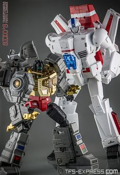 "INTRODUCTION  For many collectors in the world of so-called third party ""Masterpiece"" Transformers, FansToys reign supreme. They were one ..."