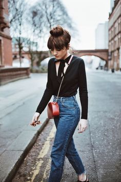 Com 2017 02 21 if-the-brand-fits-sezane Teen Fashion, Love Fashion, Fashion Outfits, Womens Fashion, Fashion Trends, Look Office, Look Vintage, Mode Inspiration, Mode Style