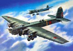Soviet TB3 ANT-6