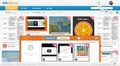 Educlipper - a Pinterest-type site for resources