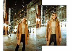 Driving Home for Christmas ❤︎ - Inga Krohn Driving Home For Christmas, Christmas Home, Hamburg Germany, Duster Coat, Most Beautiful, Jackets, Outfits, Fashion, Down Jackets