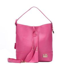 Coach Madison Stud Logo Large Pink Shoulder Bags EVY Give You The Best feeling!