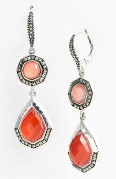 Coral Drops, pretty...for you maybe? or Rachel if she goes with a turquoise dress?