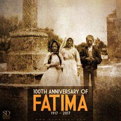 www.Schmalen.com 100th Anniversary of Fatima. / Pray the Rosary.