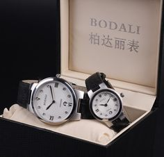 All of our watches have stock. Choose it as gift for yourself and your lover!