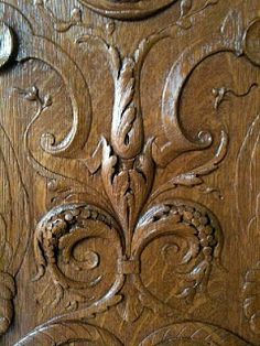 surface fragments: NY Public Library carved wooden doors Door Panels, Acanthus, Entrance Doors, Wooden Doors, Intaglio, Woodworking, Ornaments, Wall Panelling, Wood Carving