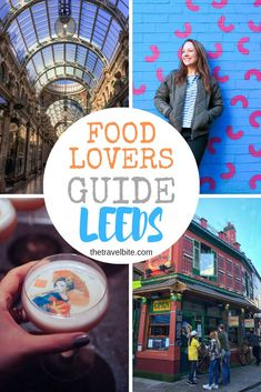 7 Reasons To Visit Leeds Instead Of London – Visiting London? You should also take the train up to visit Leeds! Here's a list of things to do in Leeds and delicious fun in this gorgeous city. | thetravelbite.com | #Leeds #London #England #GreatBritain #Travel