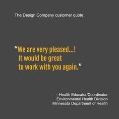 Customer quote for Minnesota Department of Health Drinking Water brochure designed by The Design Company of drink water water aesthetic water clipart water funny water meme water motivation water quotes Customer Quotes, Ocean Theme Crafts, Water Aesthetic, Water Quotes, Learning Goals, Environmental Health, Reading Passages, Health Department, Back To School