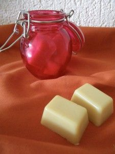 Cocoa butter massage bar recipe - Curious Soap and Cosmetics Making