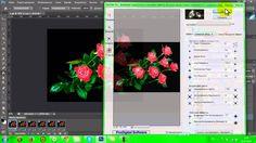 Сверкающая анимация с плагином ProDigital StarFilter Pro