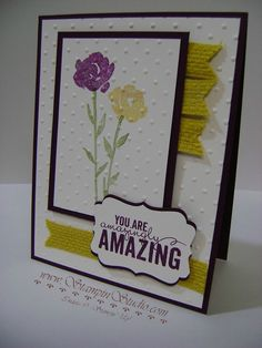 Stampin' Studio: You Are Amazing