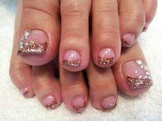 Acrylic toes | ⚜Acrylic Nails⚜ | Pinterest | Acrylic toes
