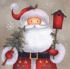 """""""Cheery Santa"""""""