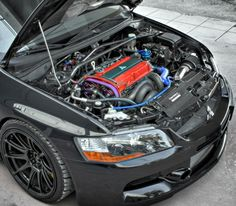 Mitsubishi Evo 8 MR  Vehicles  Pinterest  Evolution Mitsubishi