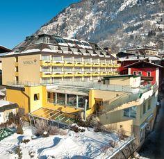 Hotel Norica****S  #Austria #wellnesshotel #hotel #therme #spa #badhofgastein #salzburg #urlaub #vacation #erholung Wellness Hotel Salzburg, Hotel Gast, Spa, Das Hotel, Austria, Vacation, Mansions, House Styles, Environment