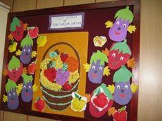 New fruit basket craft for kids 19 ideas Sea Animal Crafts, Animal Crafts For Kids, Paper Crafts For Kids, Preschool Crafts, Duck Crafts, Bunny Crafts, Vegetable Crafts, Cow Craft, Fruit Crafts