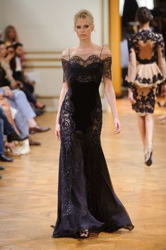 Zuhair Murad at Couture Fall 2013 - StyleBistro