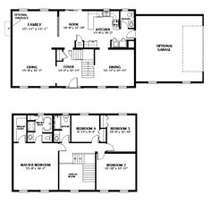 Floor plans  Luxury home designs and House plans on Pinterest story house plans  Picture of house on website  click on image
