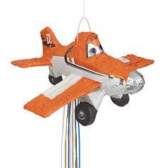 Disney Planes Pinata 3D Pull String