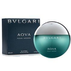 ed3d3956750 Perfume Masculino Bulgari Aqua Pour Homme