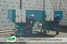 Screw mortar pumps of production MP #StroyMehanika Link http://www.betonpump.com/catalog/vintovye_rastvoronasosy/