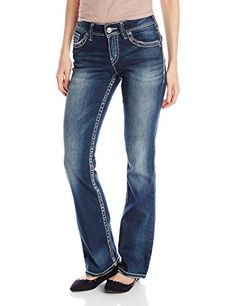 071b24602445 Enjoy exclusive for Silver Jeans Co. Silver Jeans Co. Women s Suki Bootcut  online