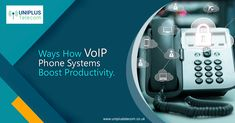 How VoIP Phone Systems Increase Productivity Technical Innovation, Communication Is Key, Increase Productivity, Cloud Based, Office Phone, Landline Phone