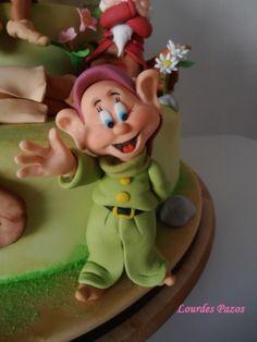 Tortas decoradas, Pasteles, cupcakes, fondant, azúcar