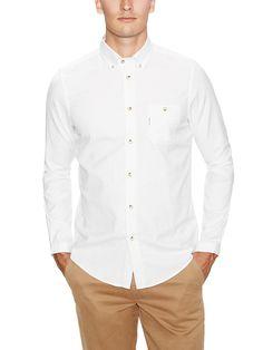 Fleck Plain Sportshirt