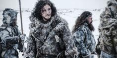 Kit Harington Confirms Jon Snow Is Alive - Kit Harington Returns to 'Game of Thrones'