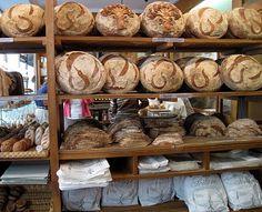 Poilane in Paris....ahhhhhh dreaming of their bread!