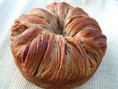 Bread Ring (Japanese Recipe)