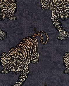 Tyger Tyger by Osbourn And Little Wallpaper Boutique